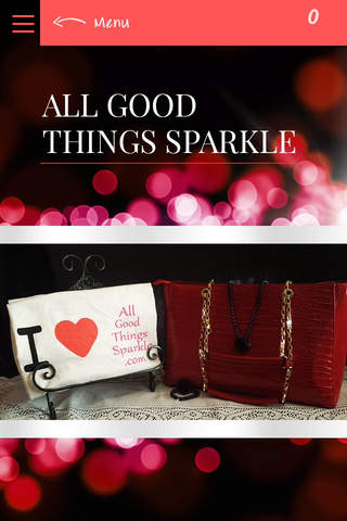 All Good Things Sparkle - náhled