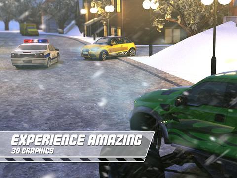 Real Taxi Driver Simulator 3D PRO screenshot 8
