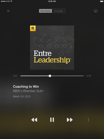 EntreLeadership screenshot 5
