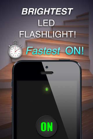 A Flash Flashlight – Free! - náhled