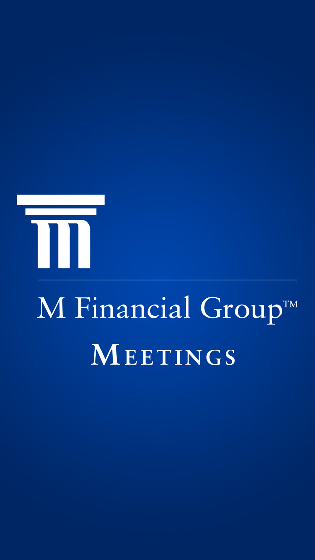 M Financial Meetings screenshot 2