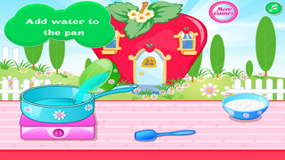 Strawberry Shaped Pops screenshot 4