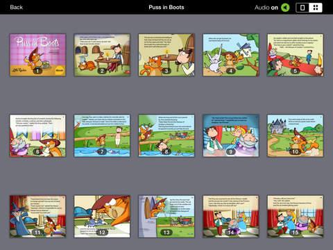 Little Readers' Classic Tales. Itbook screenshot 7