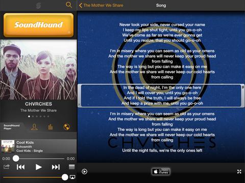 SoundHound - Music Discovery screenshot 8
