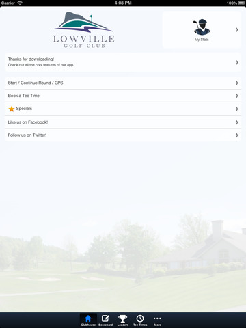 Lowville Golf Club screenshot 7