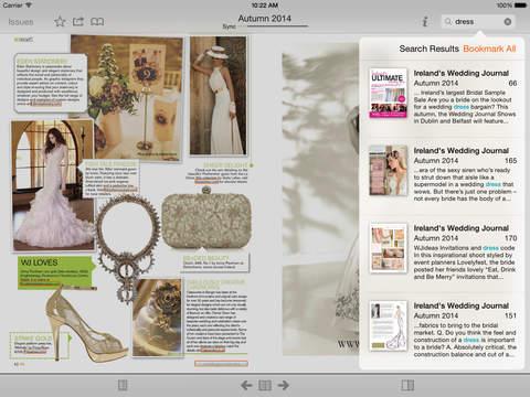 Ireland's Wedding Journal screenshot 9