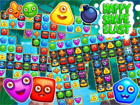 Happy Shape Blast screenshot 6