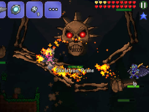 Terraria screenshot #3