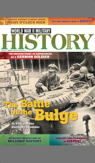 WWII Military History Magazine screenshot 1