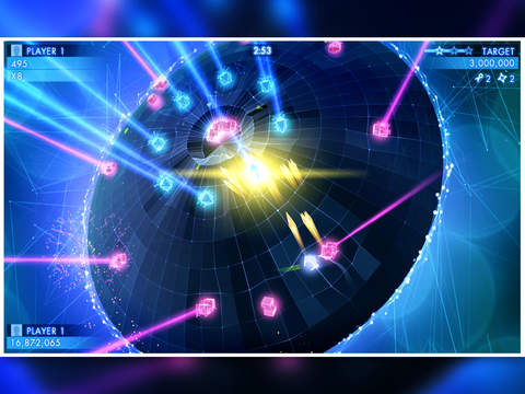 Geometry Wars 3: Dimensions Evolved screenshot 9