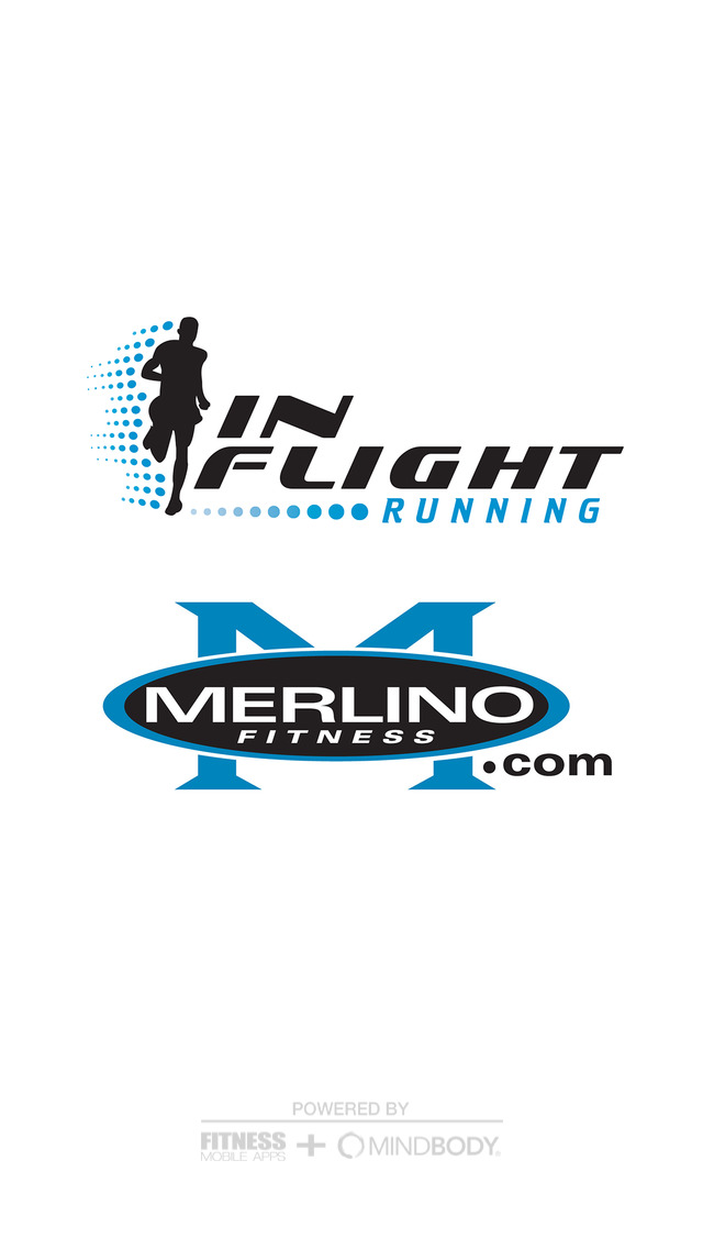 Merlino Fitness - In Flight Running screenshot #1