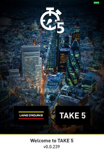 Take5 UAT - náhled