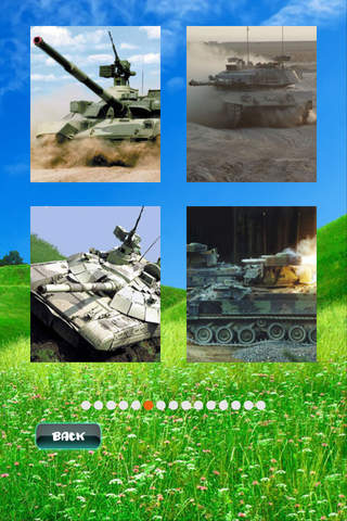 Tank Puzzles - náhled