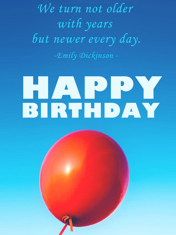 Birthday Greeting Cards - Happy Birthday Greetings & Picture Quotes screenshot 9