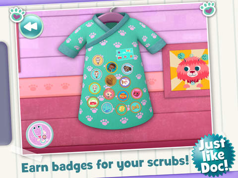 Doc McStuffins Pet Vet screenshot 10