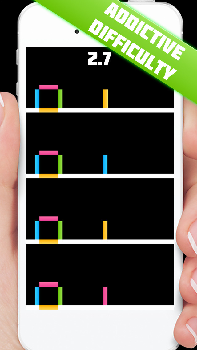 Square Rush screenshot 1