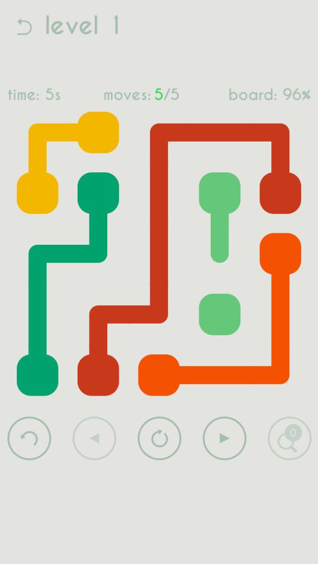 Puzzle Flow Dots screenshot 3