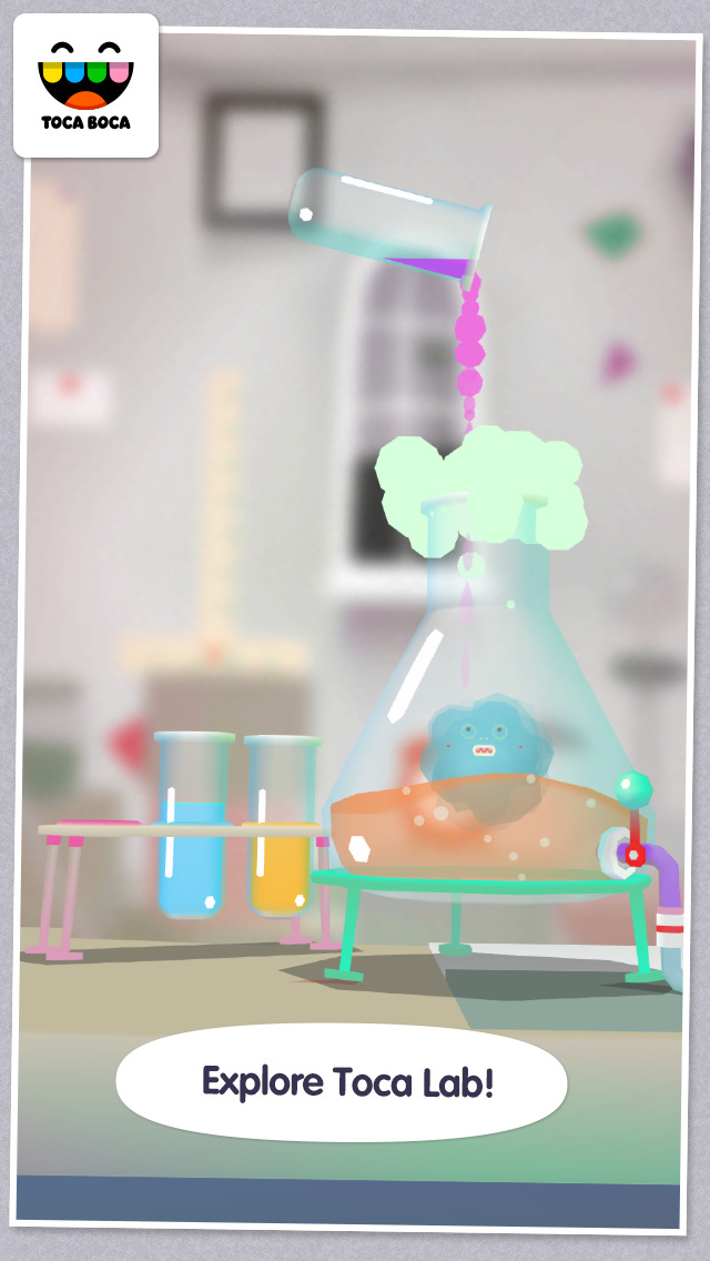 Toca Lab screenshot #1