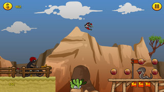 A BMX Stickman Racer PRO - Full Crazy eXtreme Stunts Racing Version screenshot 4