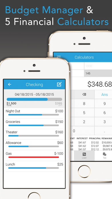 budget apps for iphone budget calendar on the app 1761