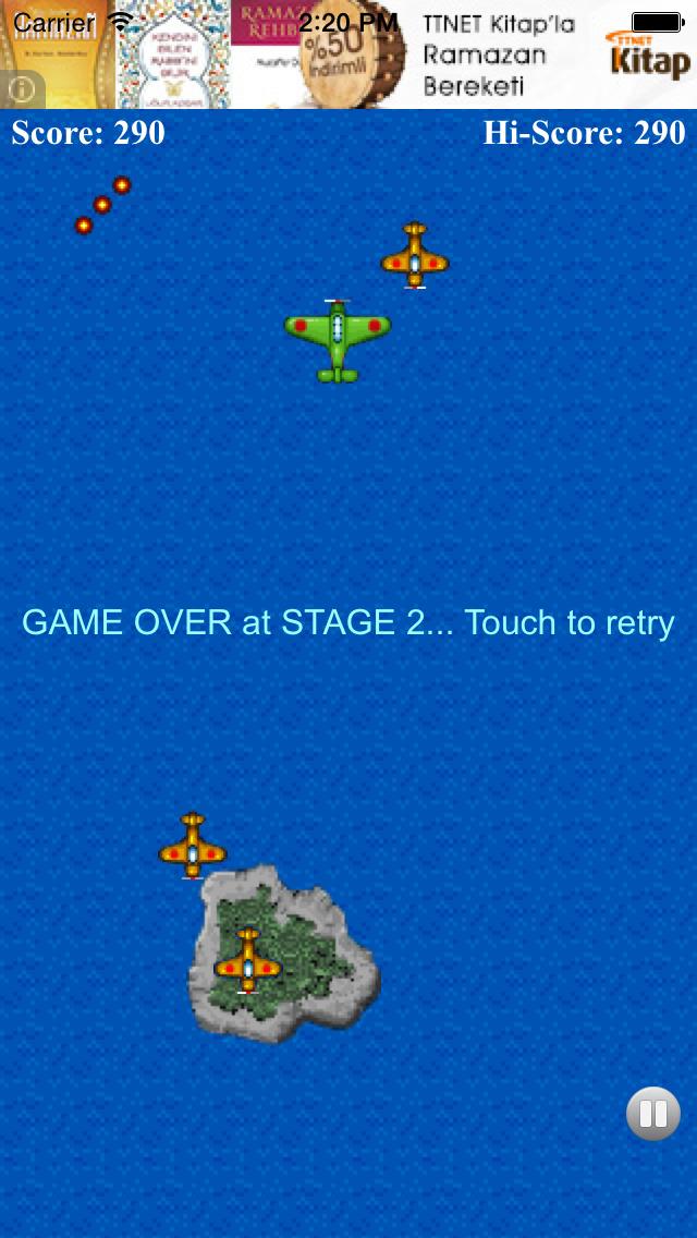 1945 Air War screenshot 3
