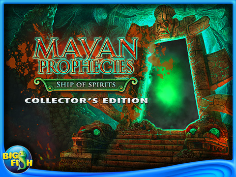 Mayan Prophecies: Ship of Spirits HD - Hidden Objects, Adventure & Mystery screenshot 5