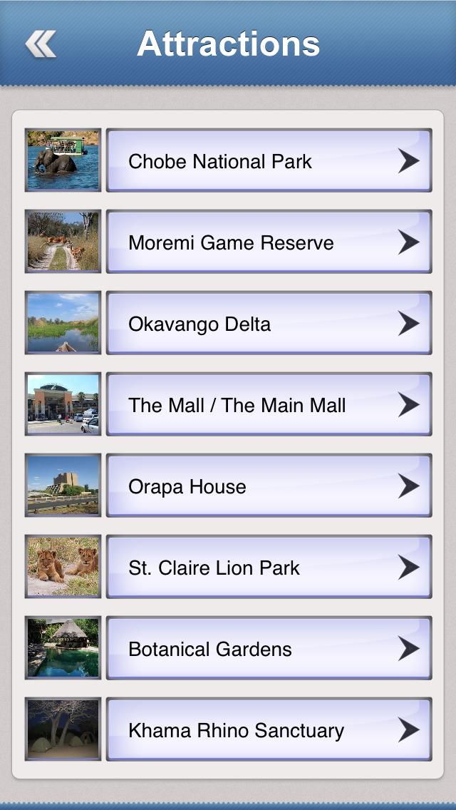 Botswana Travel Guide screenshot 3
