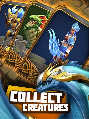 Etherlords (Arena) screenshot 7