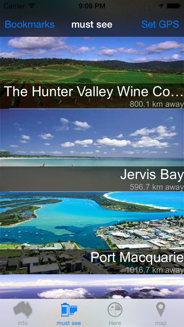 Australia - Travel Guides screenshot 4