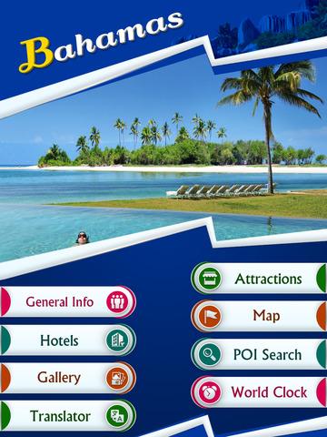 Bahamas Offline Tourism Guide screenshot 7