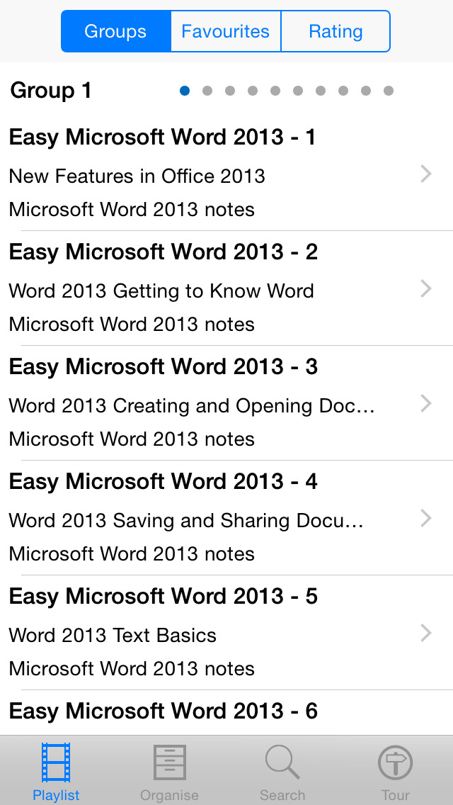 Easy To Use - Microsoft Word 2013 Edition screenshot 2