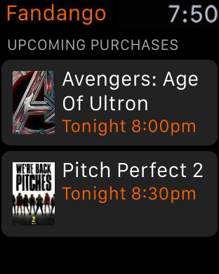 Fandango Movie Tickets & Times screenshot 10