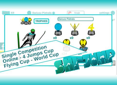 Ski Jump 18 screenshot 8