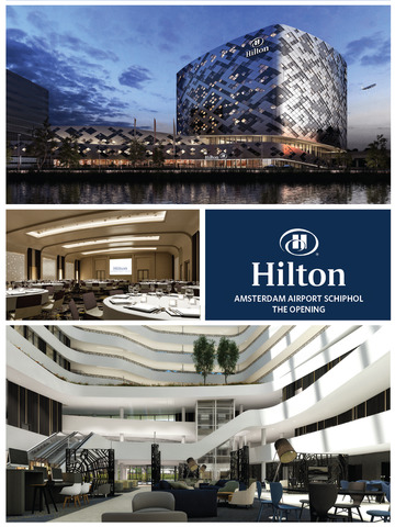 New Hilton Amsterdam Airport screenshot 3