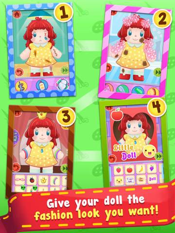 Doll Hospital - Plush Dolls Doctor Game for Kids screenshot 7