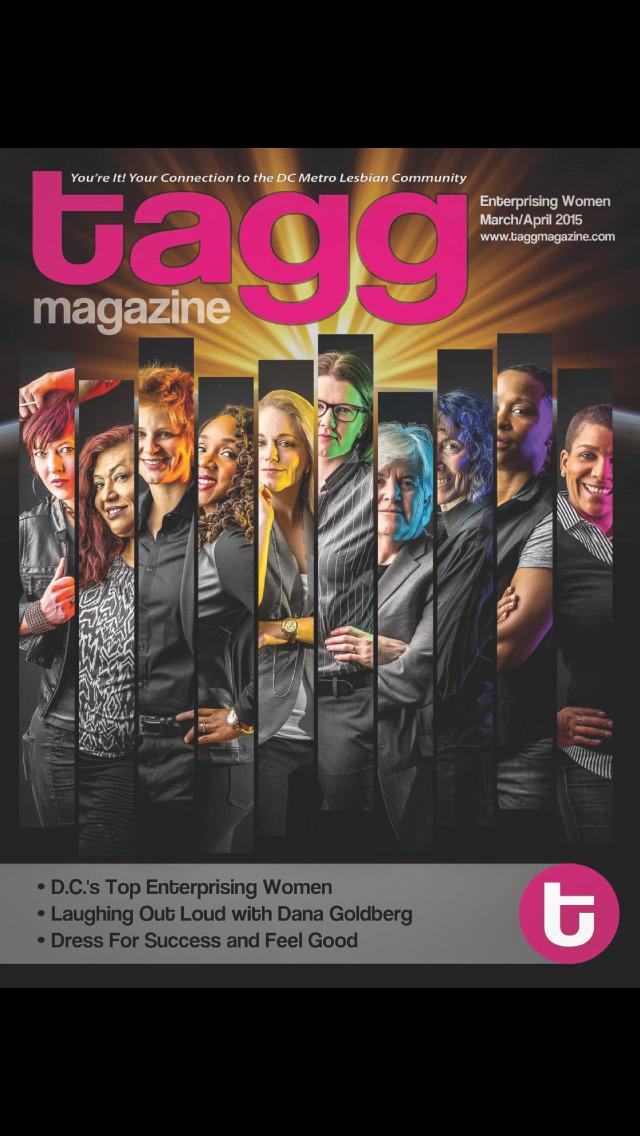 Tagg Magazine screenshot 1