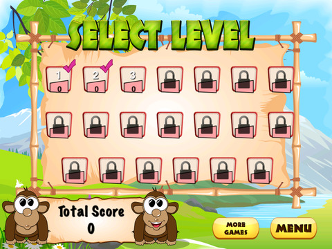 A Monkey Rope Animal Games For Free screenshot 7