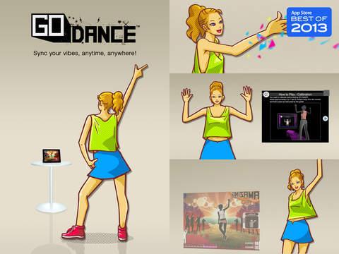 GO DANCE screenshot 6