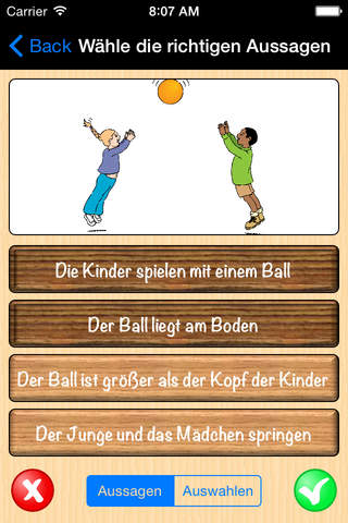 Montessori Read & Play in German - Learning Readin - náhled