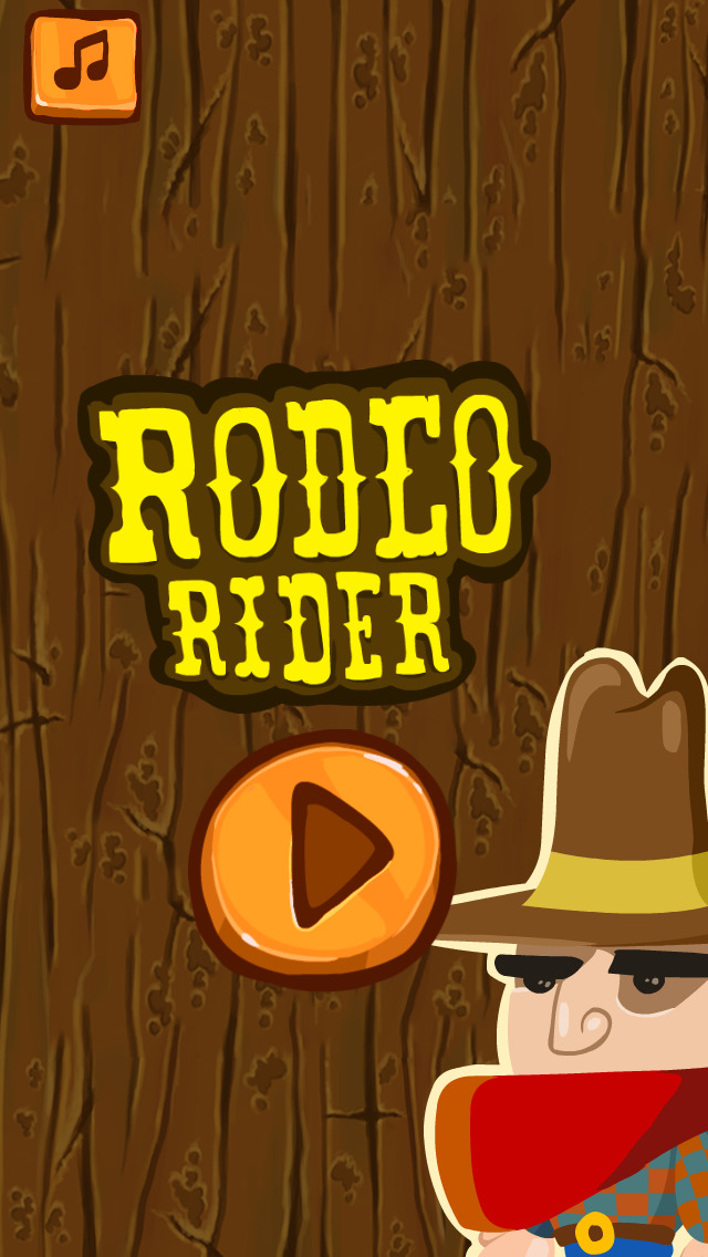 Brave Rodeo Rider screenshot 4