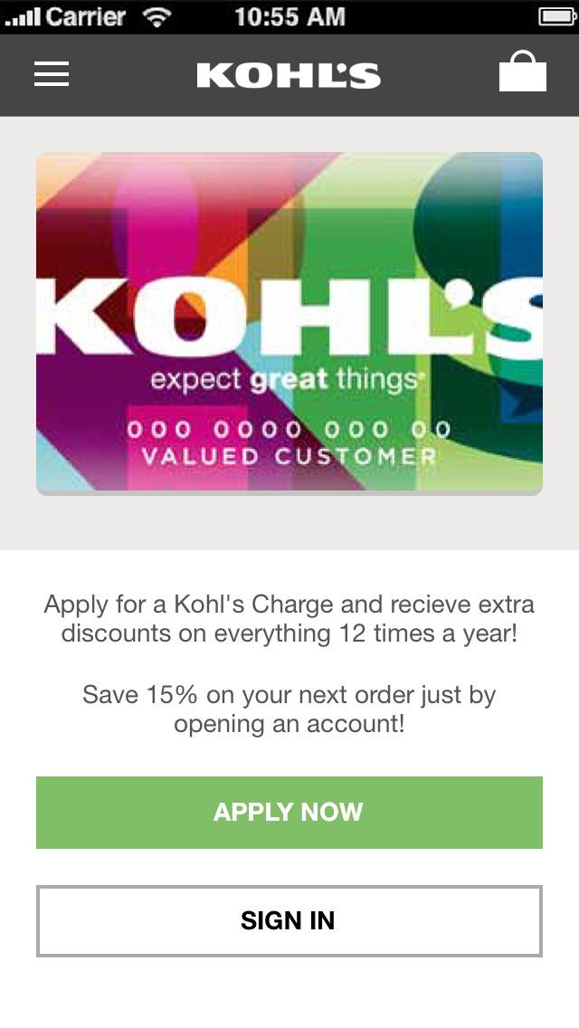 Kohl's - Shopping & Discounts screenshot 5