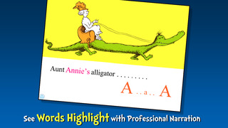 Dr. Seuss's ABC - SAMPLE screenshot 2
