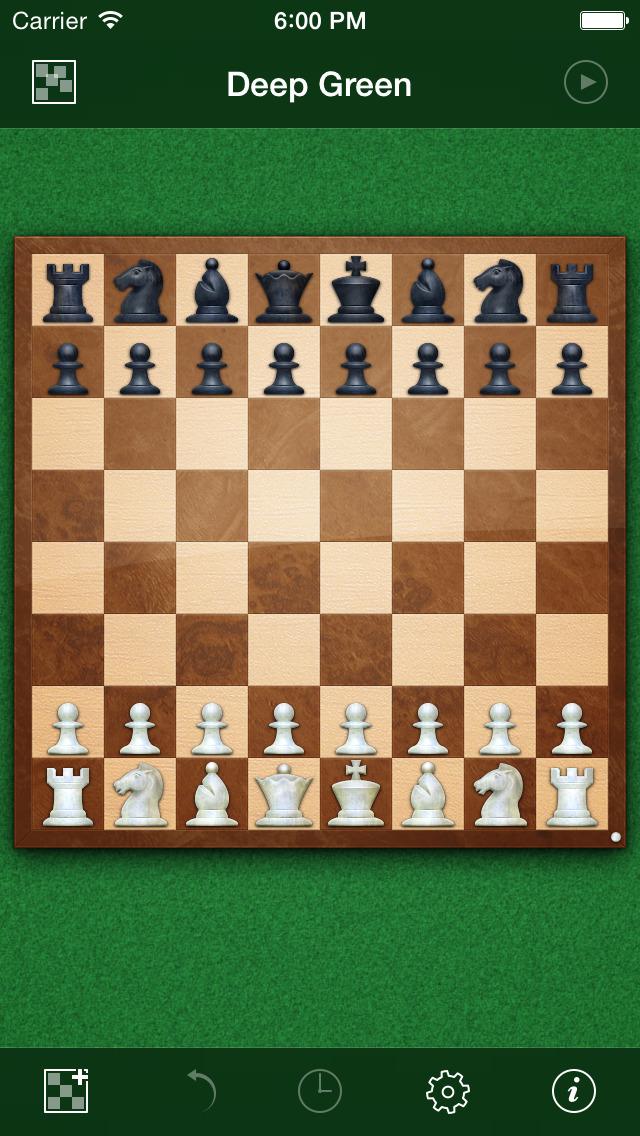 Deep Green Chess screenshot #1