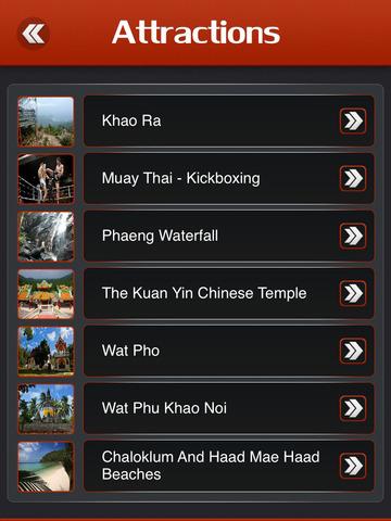 Ko Pha Ngan Island Travel Guide screenshot 8