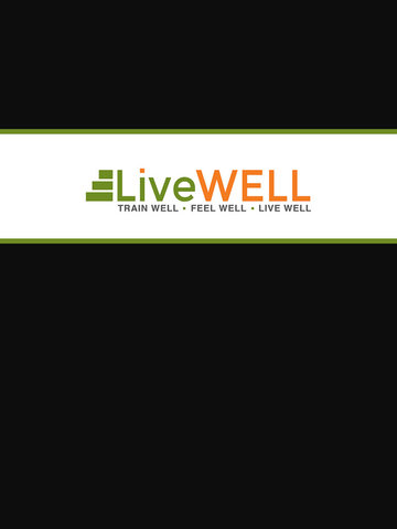 LiveWELL Training Club screenshot #3