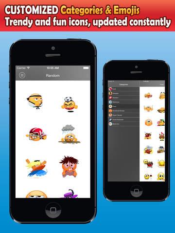 Emoji Magic Keyboard - Moving Emoticon Art screenshot 9