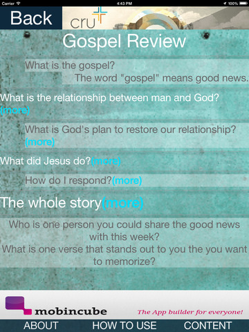 Transferable Discipleship screenshot 9