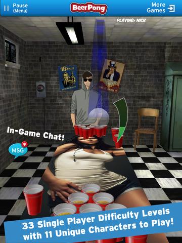 Beer Pong Game screenshot 7