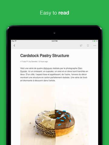 Feedly - Smart News Reader screenshot 8