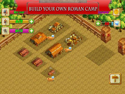 ROMAN LEGION STRATEGY BATTLE screenshot 6